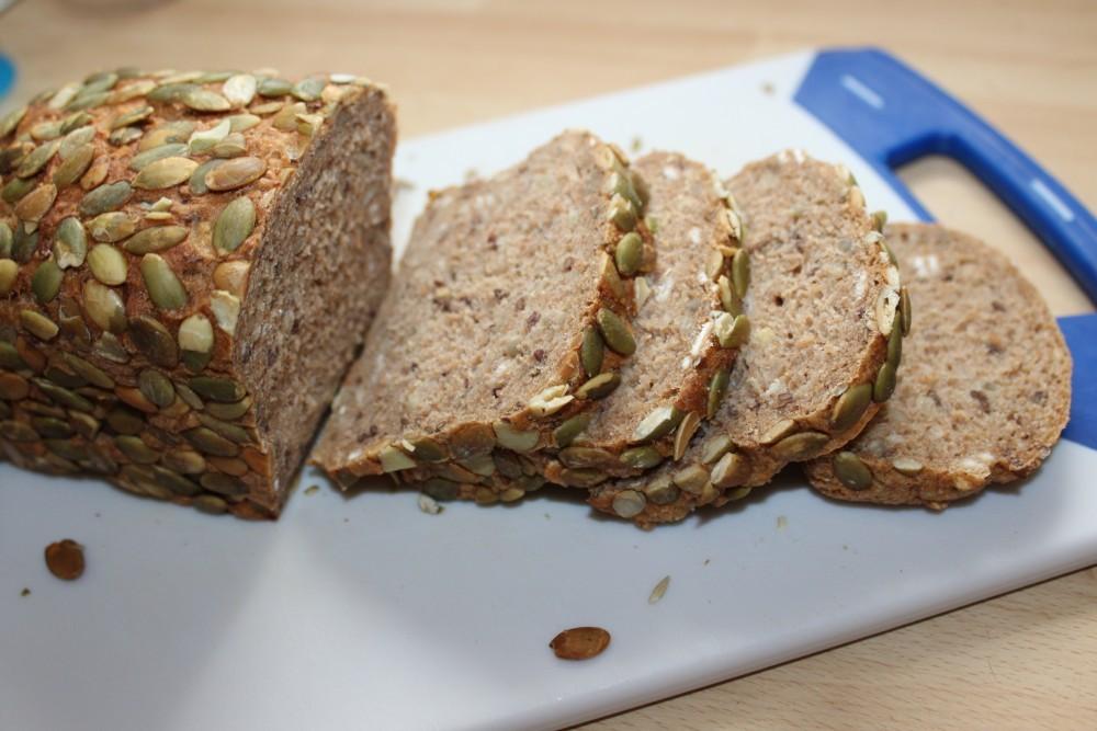 Brot - nicht basisch!