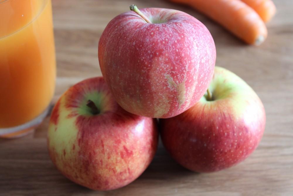Äpfel als Entzündungshemmer