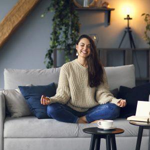 Yoga & Meditation zuhause