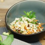Levante Küche: basischer Tabouleh