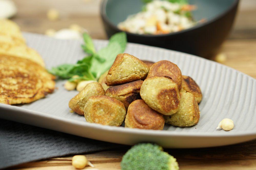 Levante Küche: basische Falafel