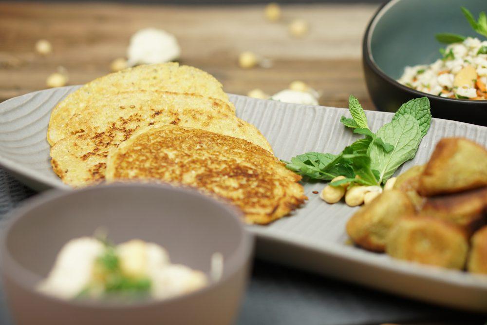 Levante Küche: basisches Fladenbrot