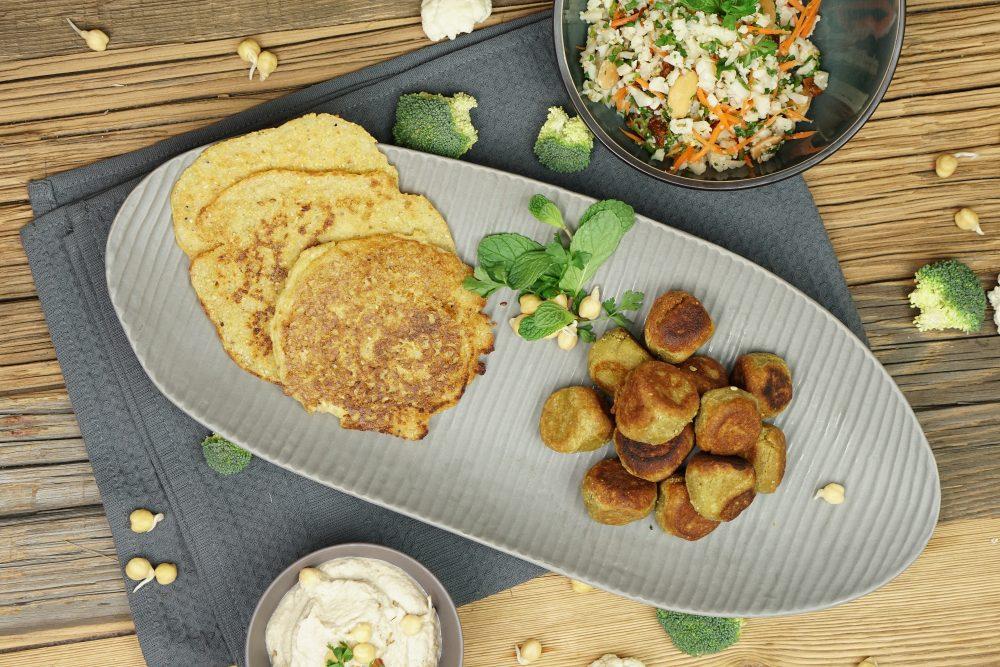 Levante Küche: basische Mezze