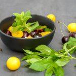 Wacker Müsli mit Mirabellen und Kirschen