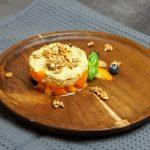 Crunchiges Nussmüsli mit Aprikose & Blaubeere