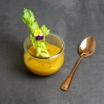 Cremige Karottensuppe