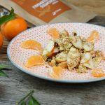 Wintermüsli mit Clementinen