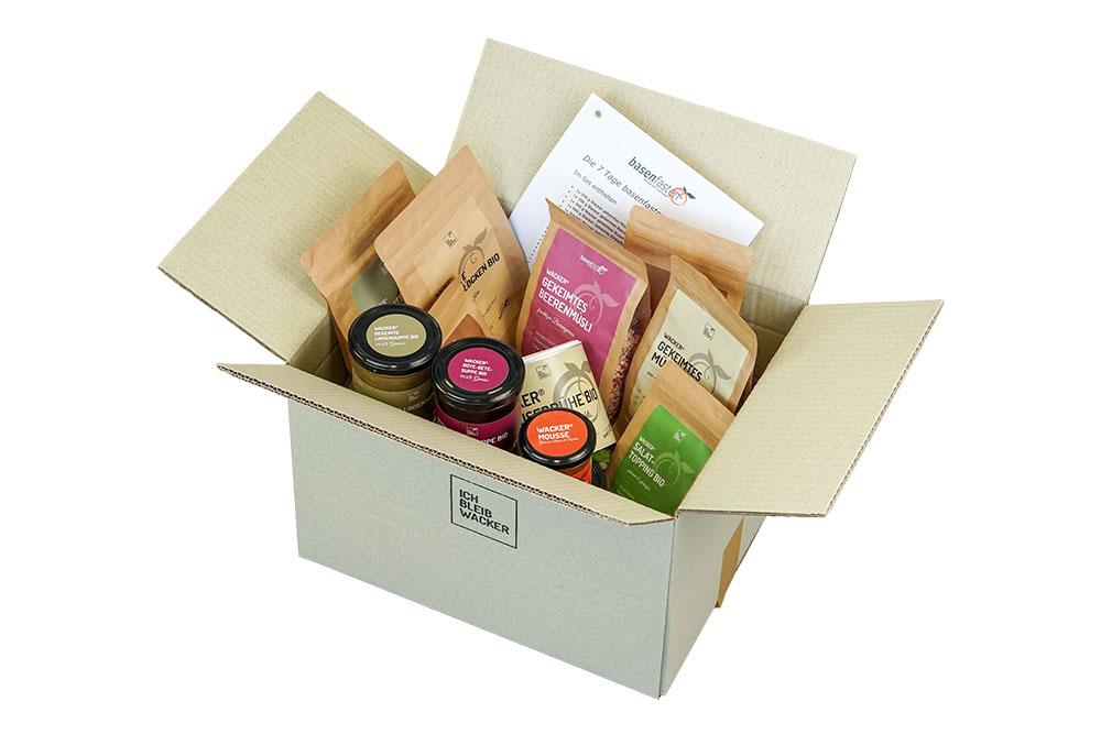 Rundum-sorglos-Paket für 7 Tage basenfasten