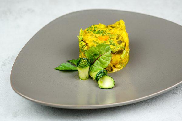 Wirsing Kartoffel Curry