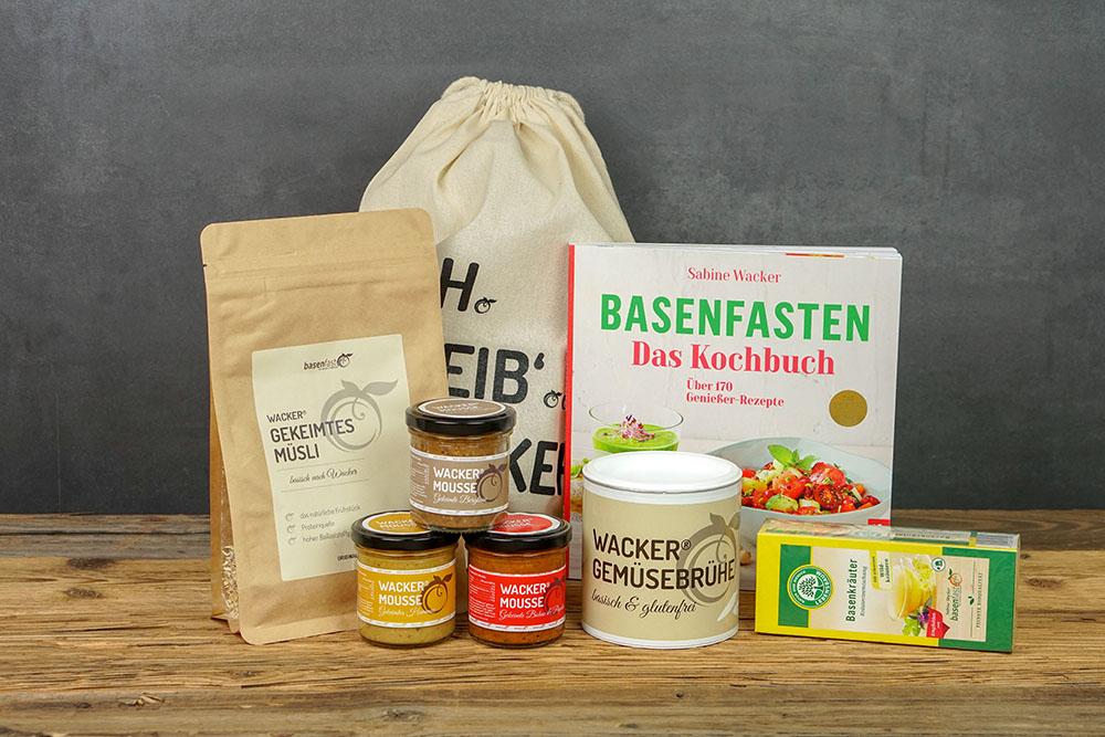 basenfasten Starter-Paket