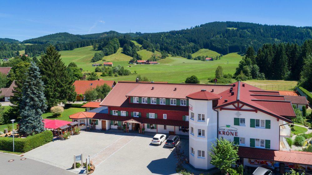 Natur-Landhaus Krone im Allgäu