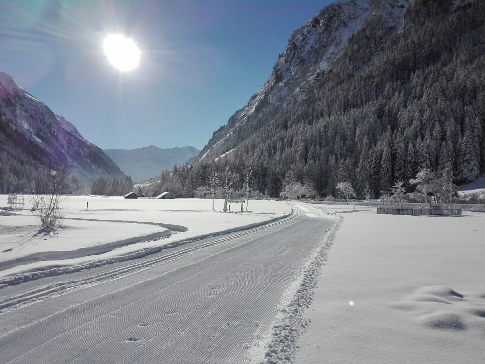 Basische Weihnachten in Tirol