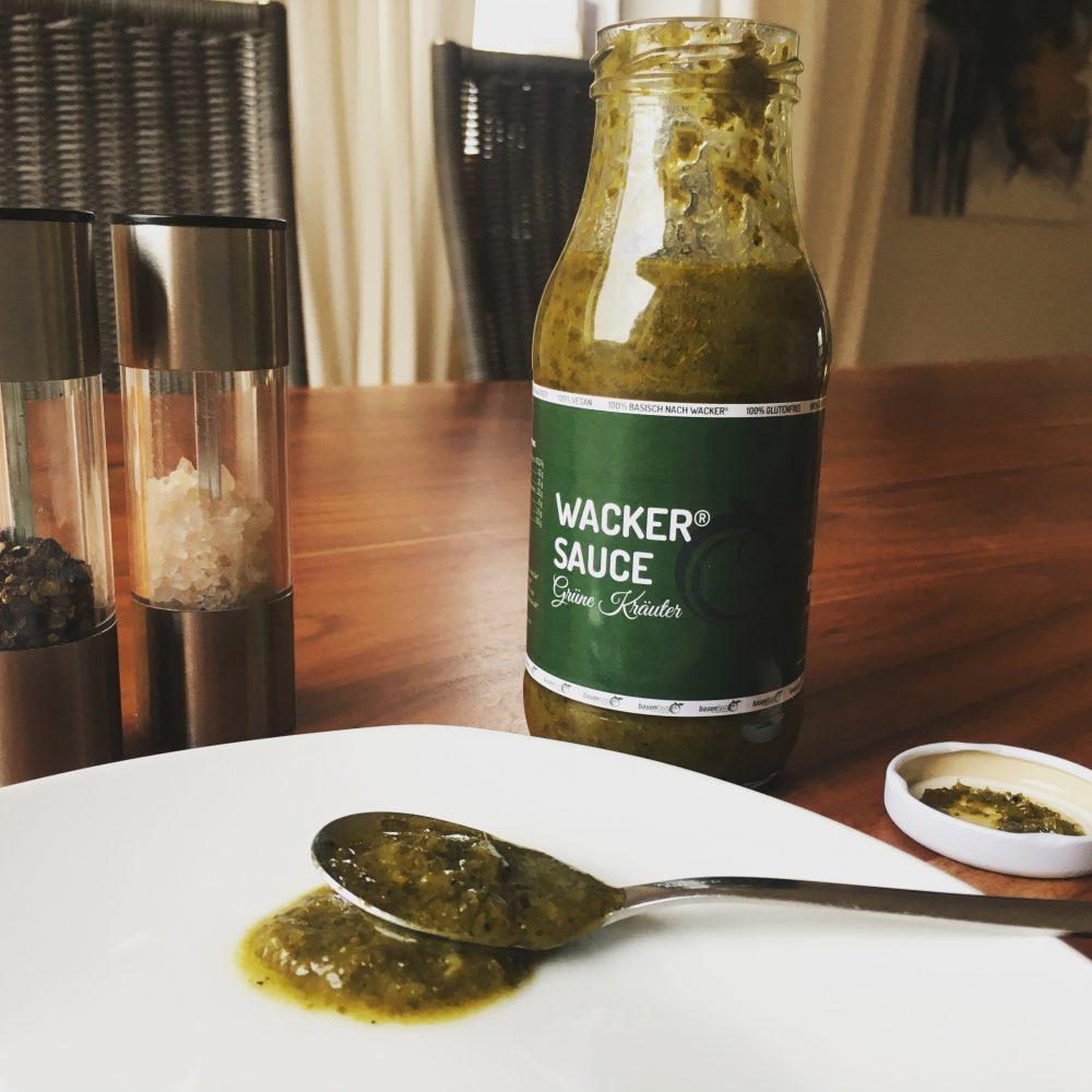 Wacker Sauce Grüne Kräuter