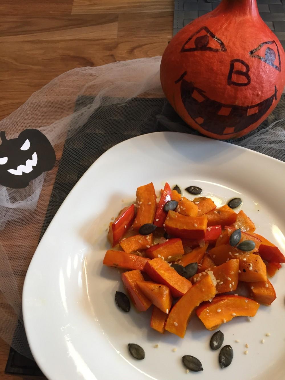 basenfasten und Halloween vertragen sich gut