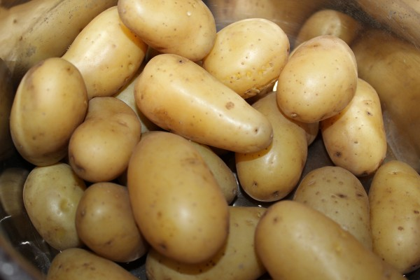 Wichtig bei der basischen Ernährung: Kartoffeln