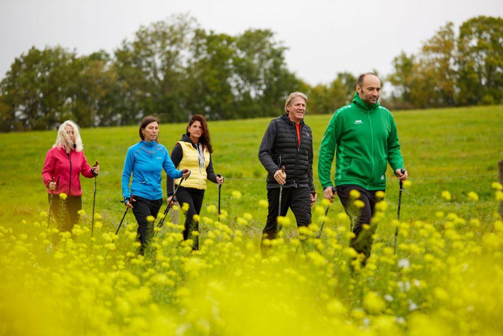 Nordic Walking in der Vulkaneifel