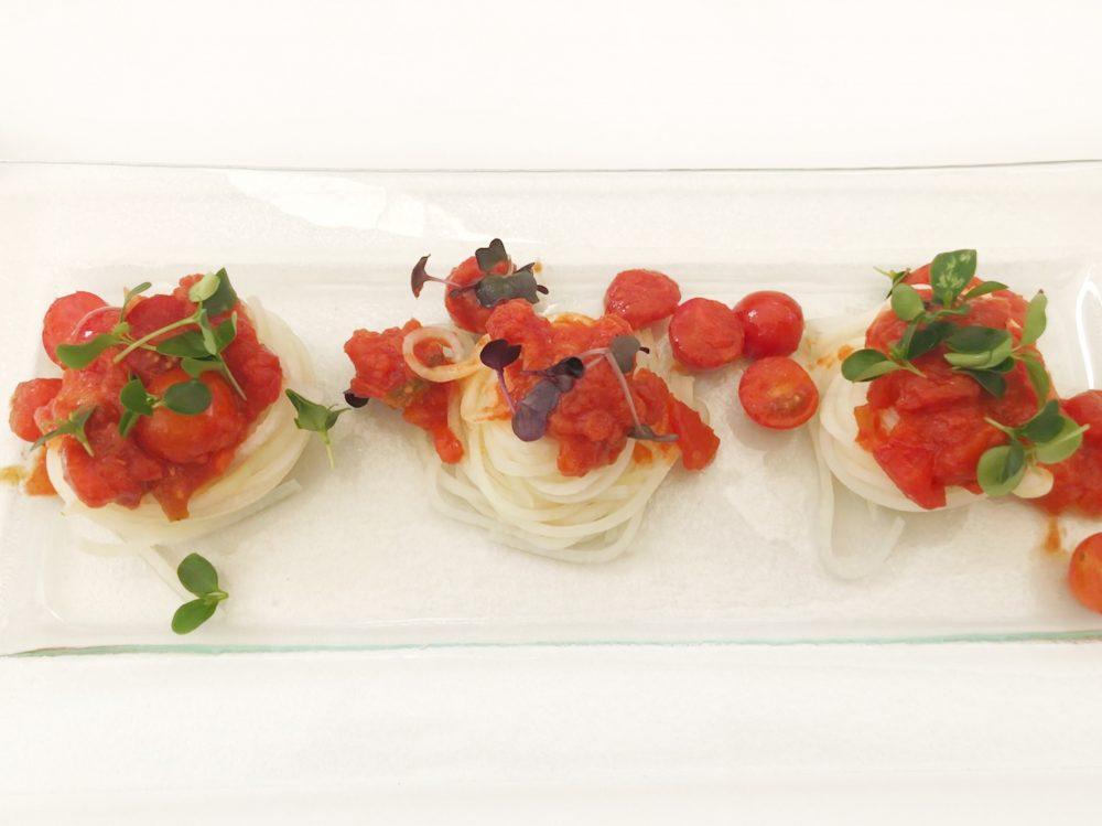 Basische Sommergemüse-Spaghetti
