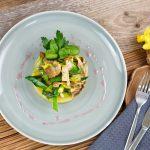 Zitronenseitlinge mit Lauchgemüse & Kartoffelpüree (6)