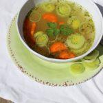 basenfasten, Suppe, Gemüse
