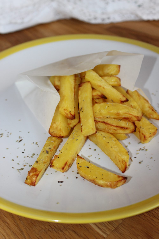 basische Pommes, Kartoffeln