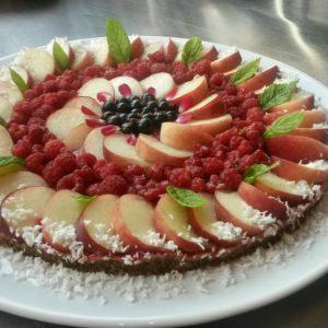 basenfasten Hotel, Früchte, Torte