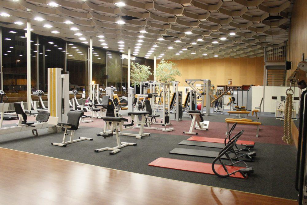 Bewegung, basenfasten, Fitnessstudio