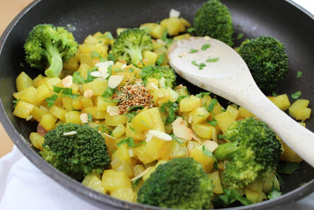 basenfasten, Gemüse