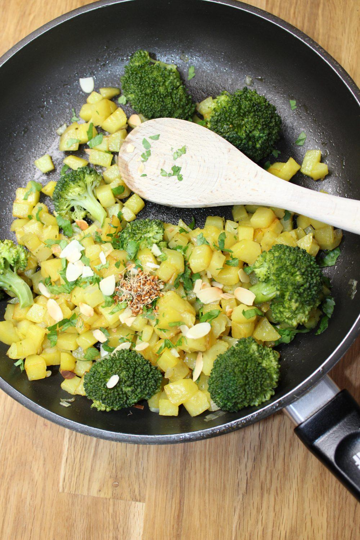 Brokkoli-Karsotto statt Risotto | Basische Rezepte für die ...