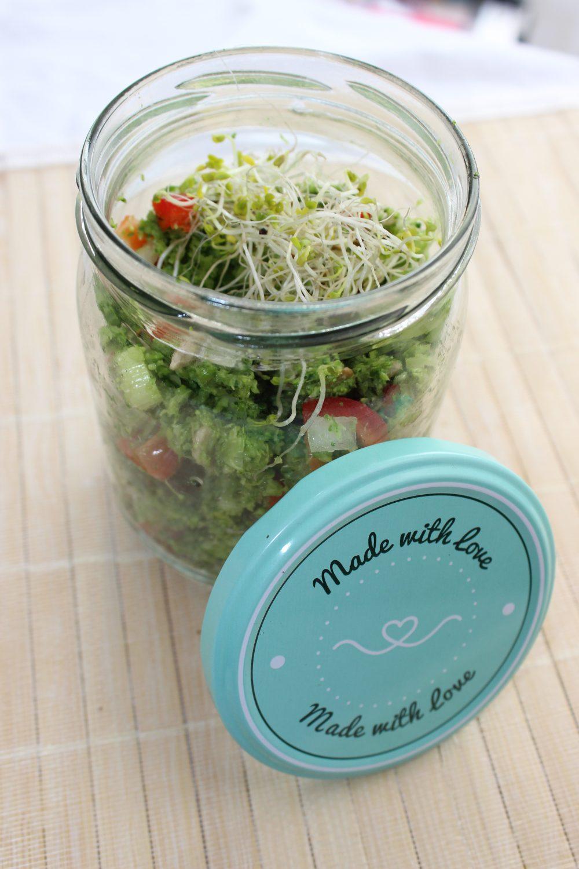 Brokkoli, Büro, basenfasten für Eilige, Garten