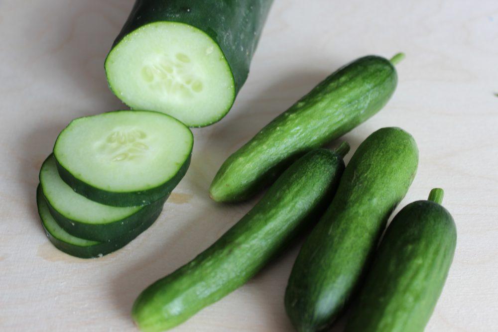 Basenbildner, rohes Gemüse, basenfasten
