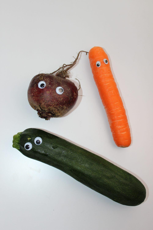 basenreich, Gemüse, Kinder, Spaghetti, Lurchi