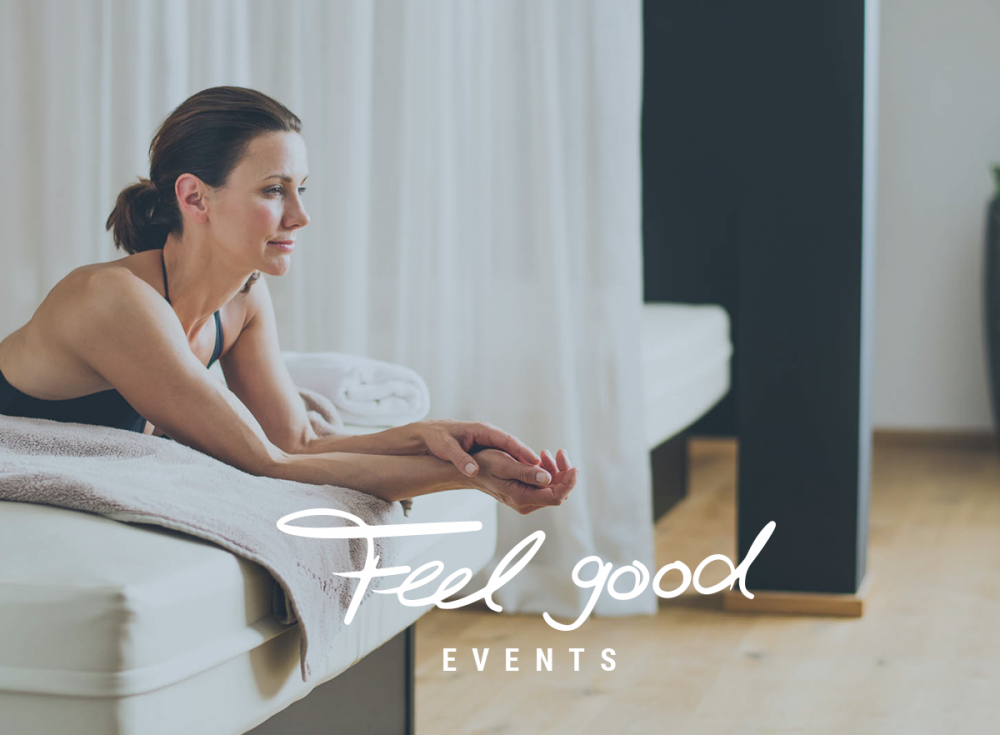 Feelgood Events in der Rosenalp