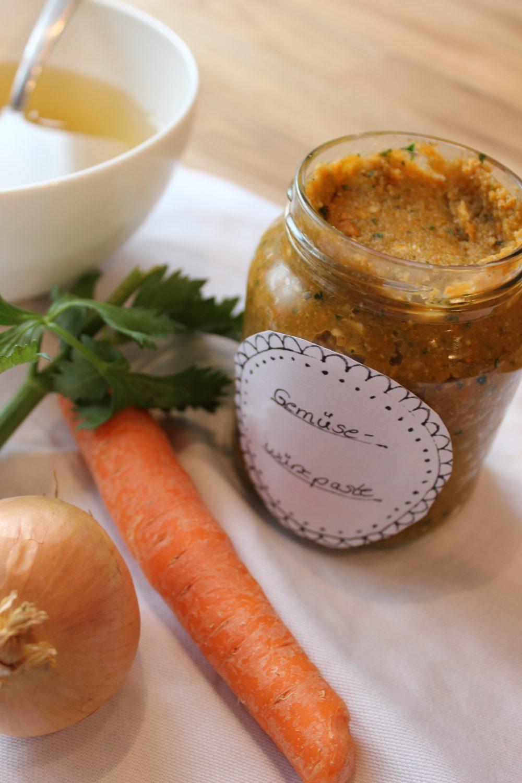 Basische Gemüsewürzpaste selber machen | Basische Rezepte für die ...