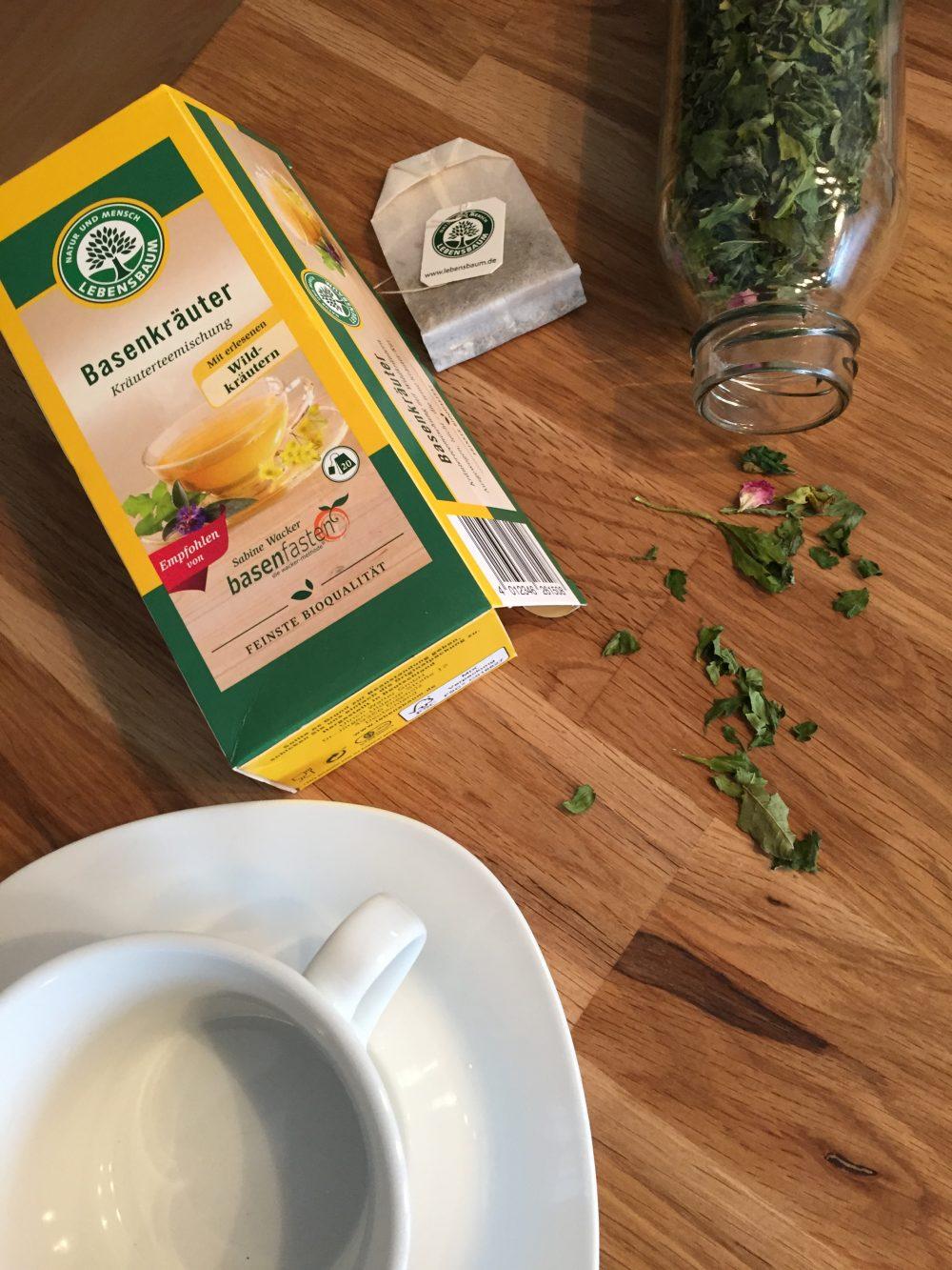 Lebensbaum Basenkräuter-Tee