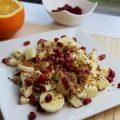 Frühstück, Granatapfel, Keimlinge, basenfasten