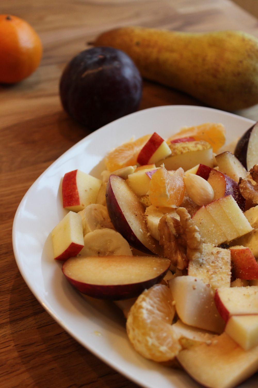 Herbstliches Basenmüsli