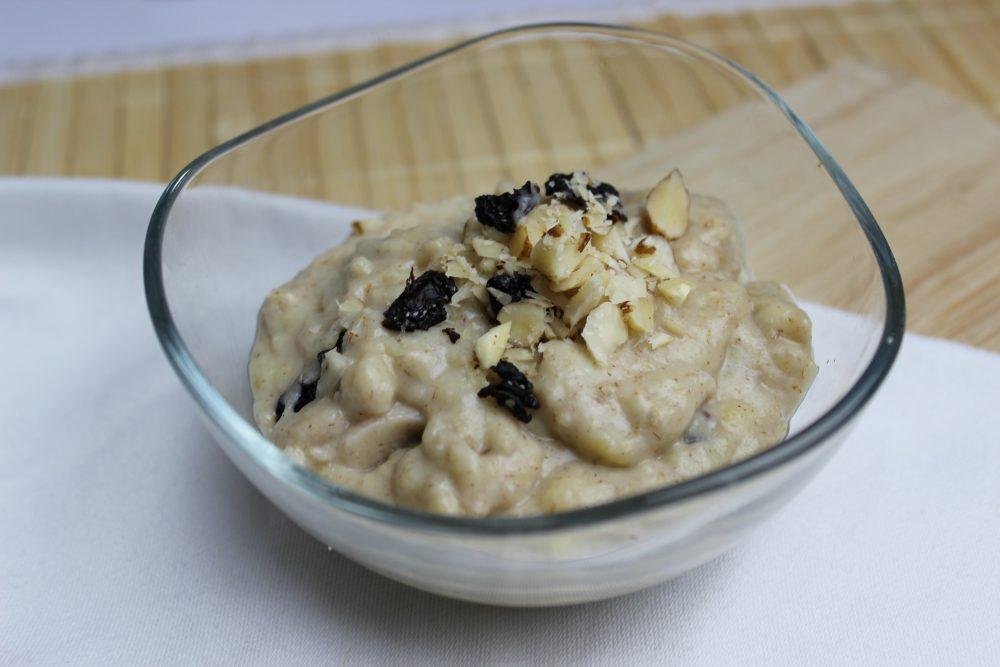 basenfasten, Erdmandeln, Porridge, Nuss