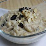 basenfasten, Porridge, Erdmandeln