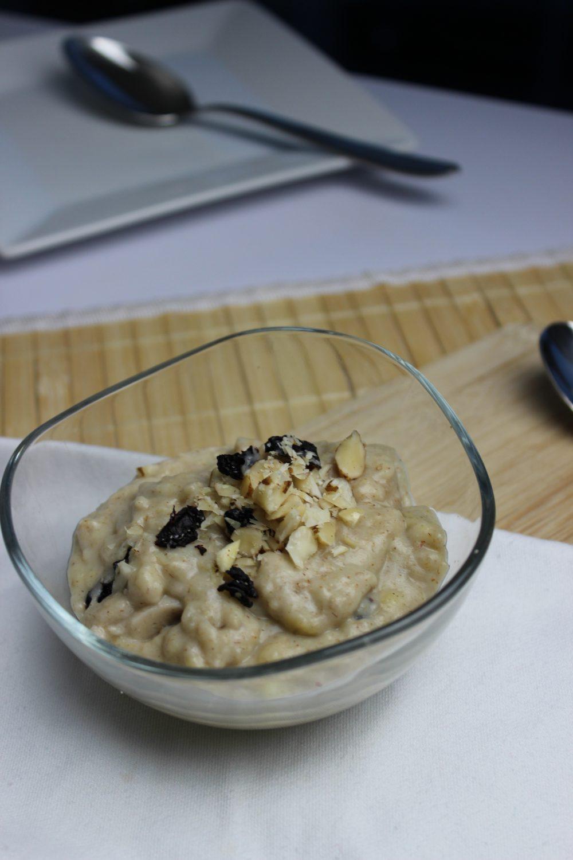 basenfasten, Nuss, Porridge, Frühstück