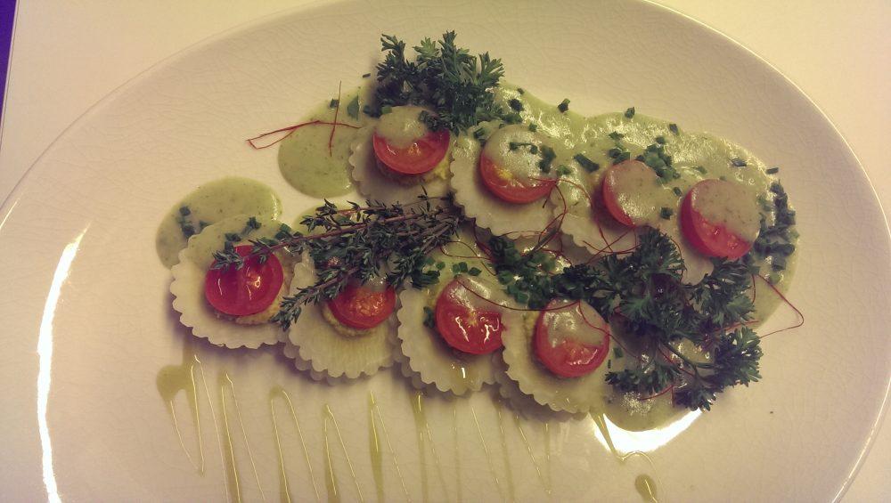 basenfasten Hotel, Gemüse, Ravioli
