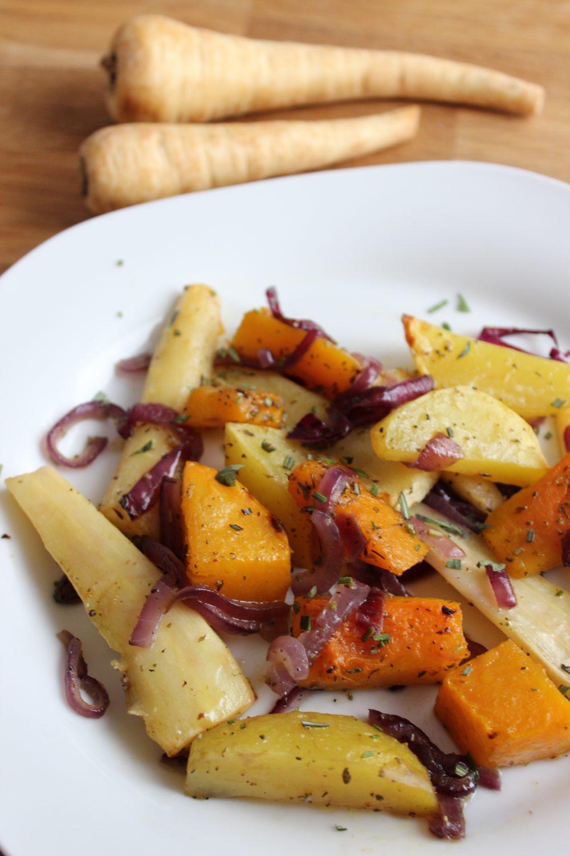 Alte Gemüsesorten neu entdeckt beim basenfasten
