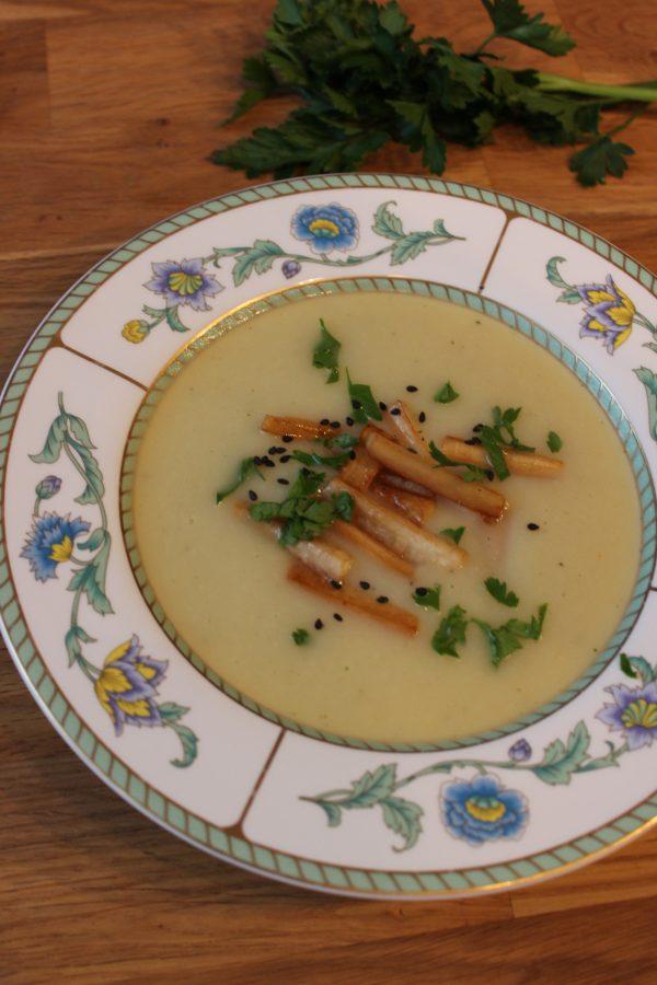 basenfasten, Gemüse, Suppe