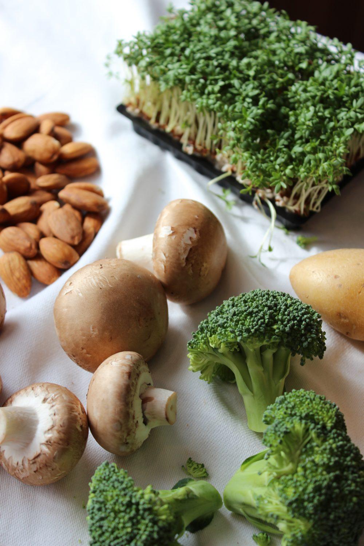 proteinreiche Lebensmittel, Eiweiß