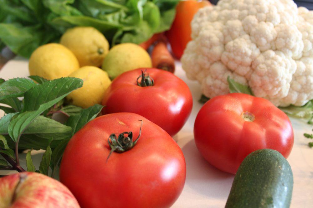 basenfasten, Obst, Gemüse, basisch
