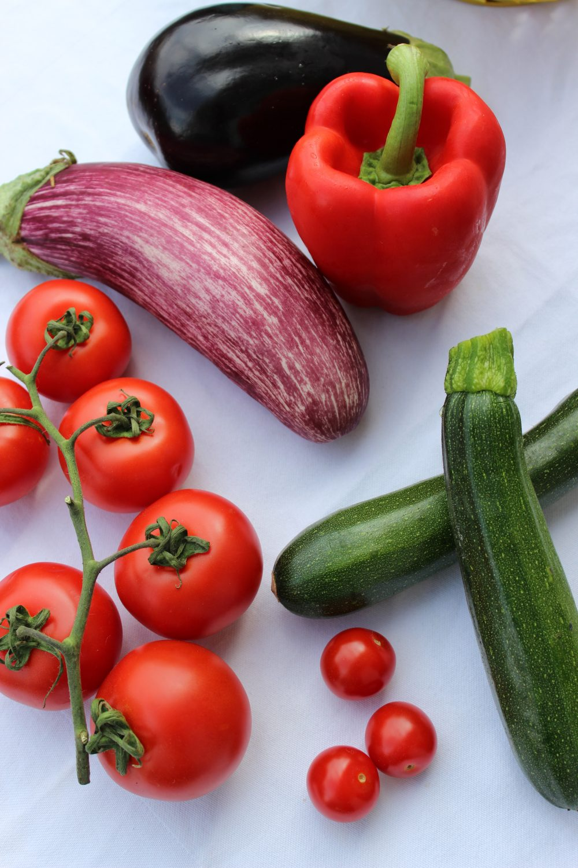 basenfasten, Sommer, Gemüse, Zucchini