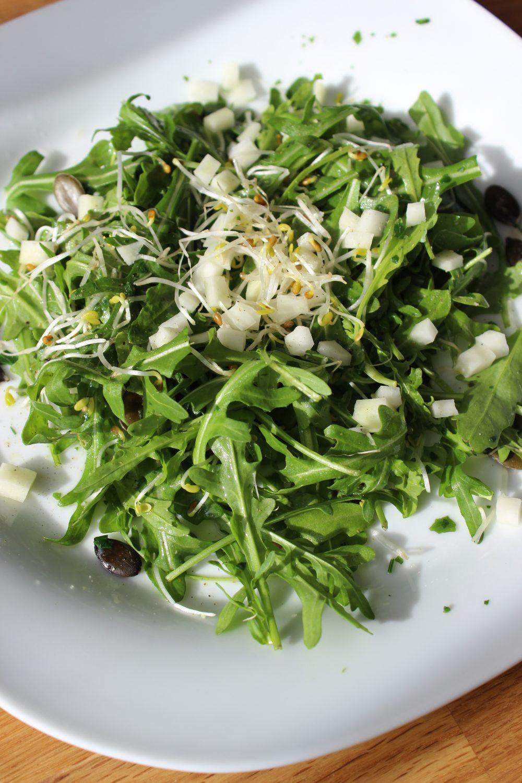 Die gesündesten Lebensmittel in der basischen Küche- Sprossen, Keimlinge und Grünkraut