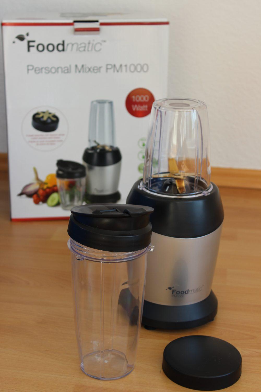Einsteigermodell: Foodmatic Personal Mixer