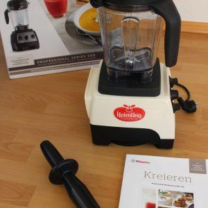 Standmixer für die basische Küche im Test