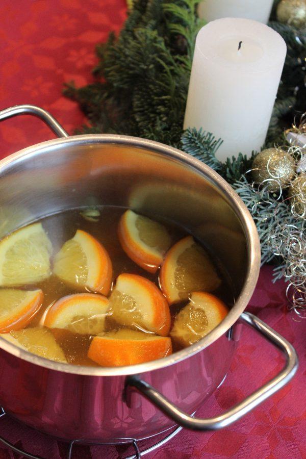 Winter, Weihnachten, Punsch, basenfasten