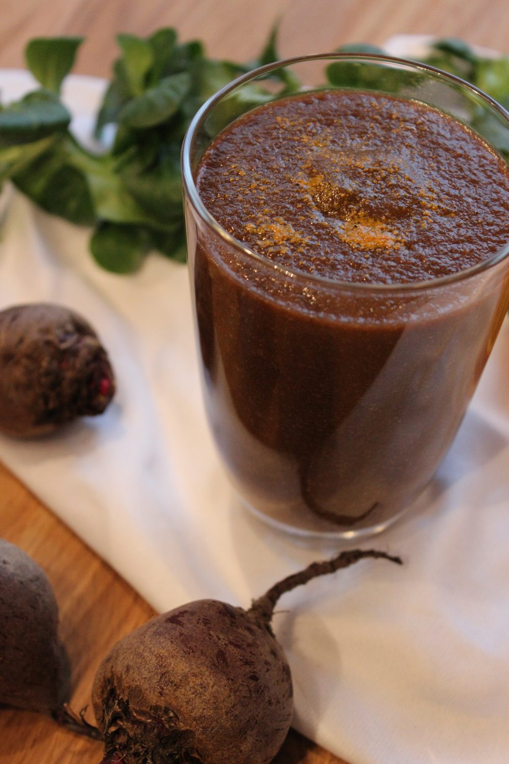 Winter Spirit: Smoothie mit Abwehrkraft